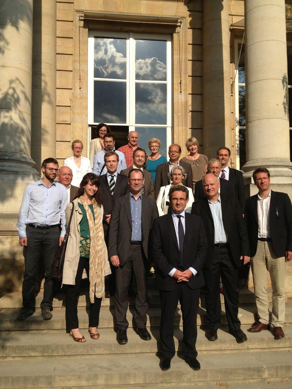 La chambre franco allemande de commerce et d industrie l for Chambre commerce franco allemande
