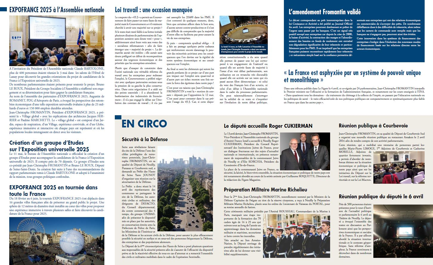 JDD 5 Page 2 et 3
